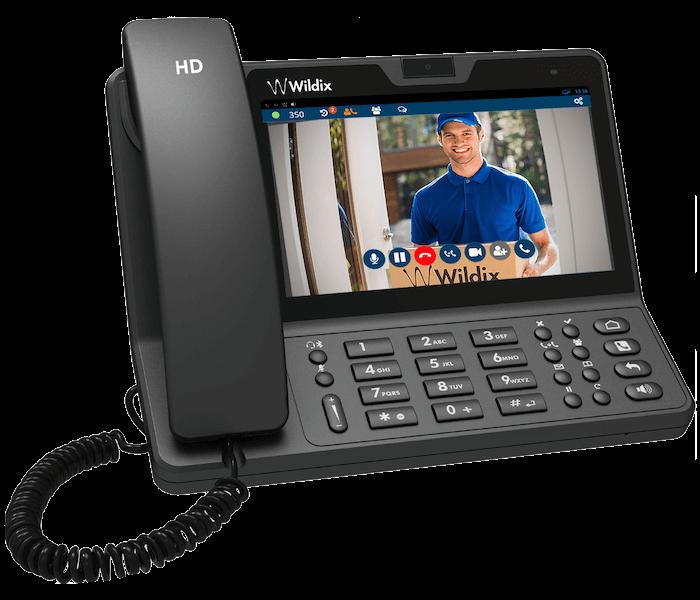 media wildix phone